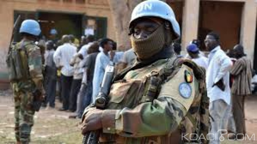 Centrafrique:  Un casque bleu sénégalais en civil assassiné à  Bangui
