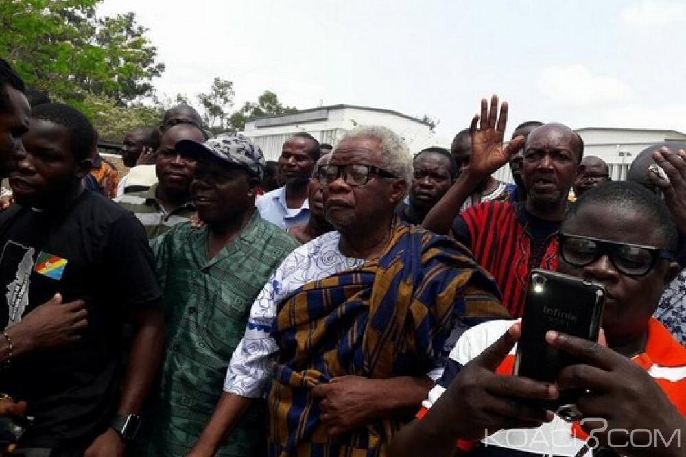 Ghana: Justice, les indépendantistes du Togoland renvoyés au 11 avril