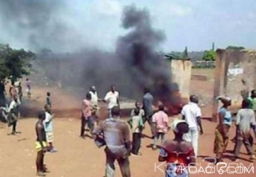 Côte d'Ivoire: Azaguié, des gendarmes blessés, déplacement «massif» des populations vers les villages