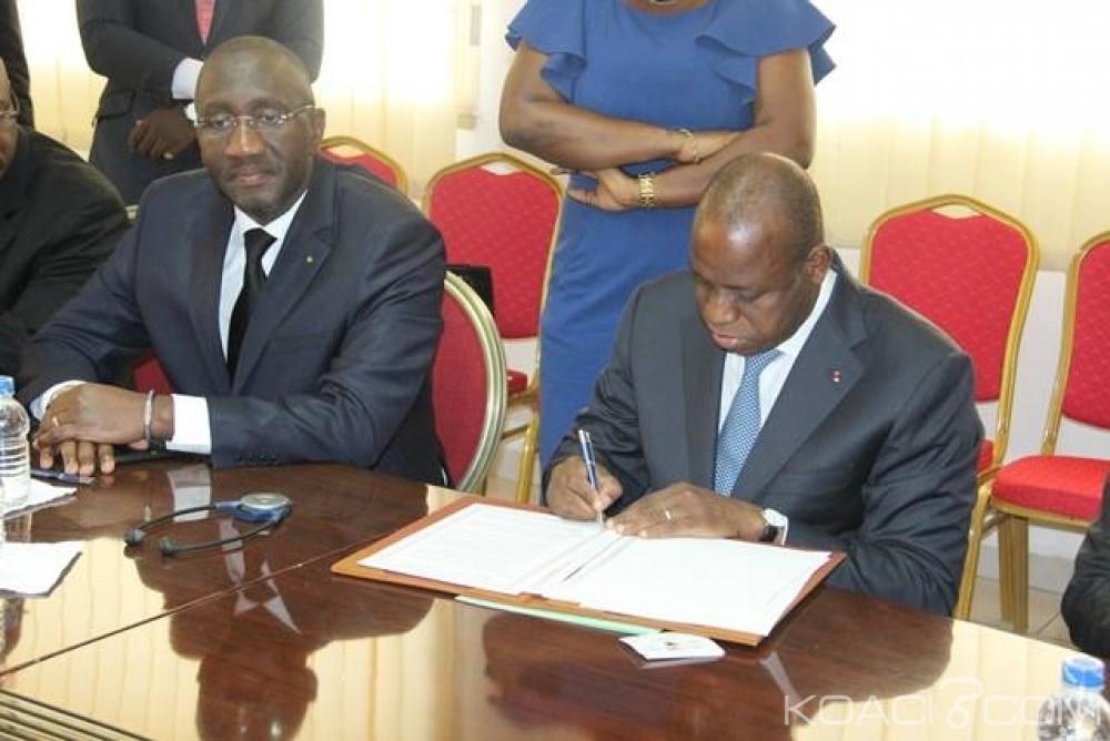 Côte d'Ivoire: Abidjan signe un accord de siège révisé avec l'ICCO pour l'établissement d'un bureau