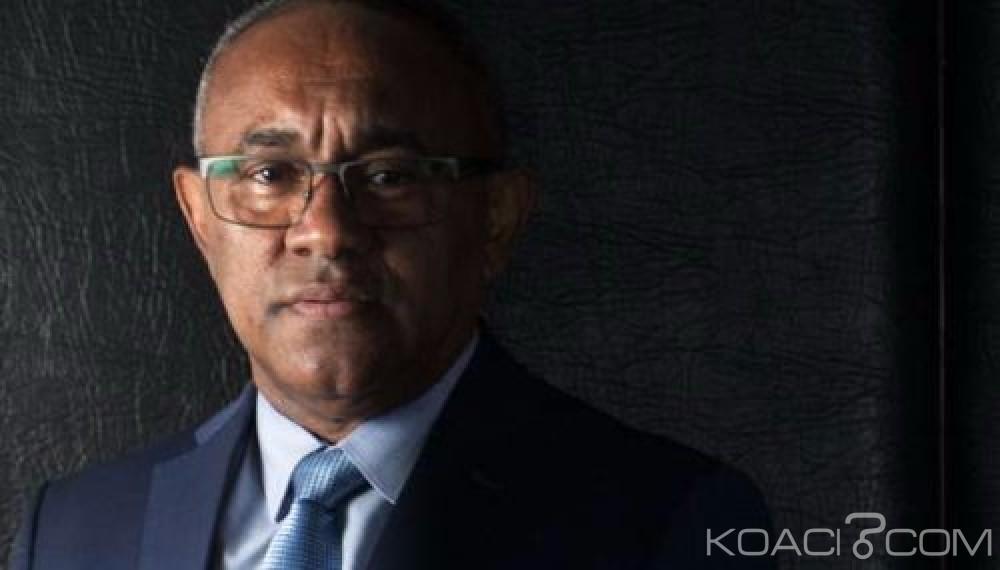Afrique:Qui est le nouvel homme fort de la CAF