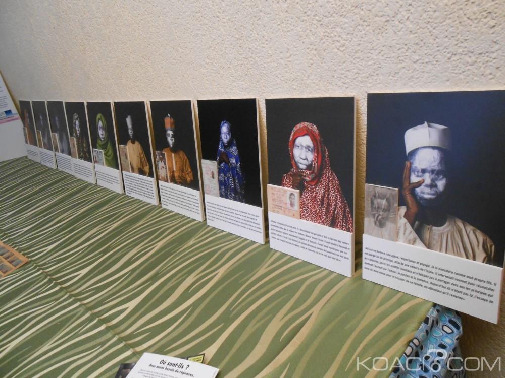 Cameroun: Guerre contre Boko Haram, une exposition photo pour se souvenir des disparus du 13 mars 2015