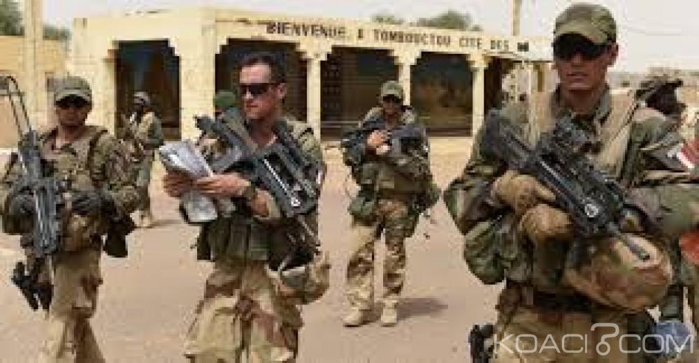 Mali: Huit présumés jihadistes tombent aux mains de Barkhane