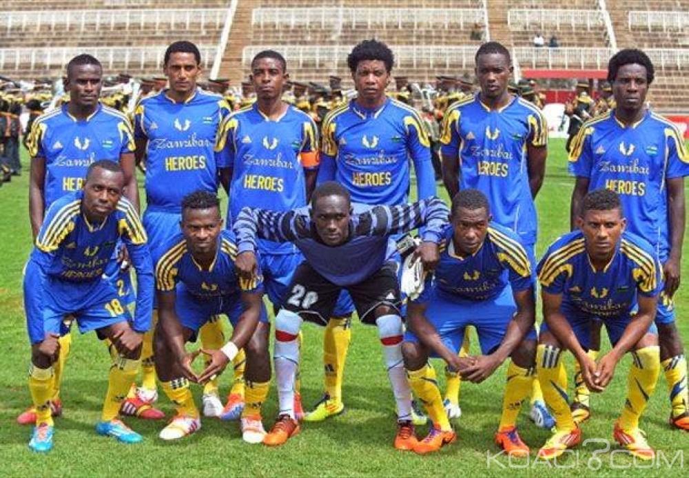 Afrique: Le Zanzibar admis à la CAF