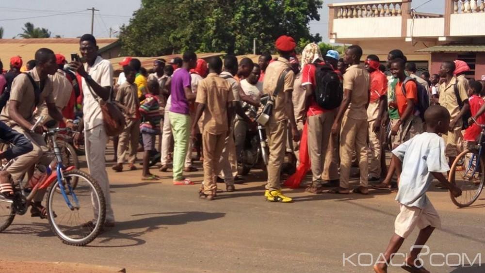 Koacinaute: Instrumentalisation des élèves au Togo: Le silence coupable des organisations de défense des droits des enfants.