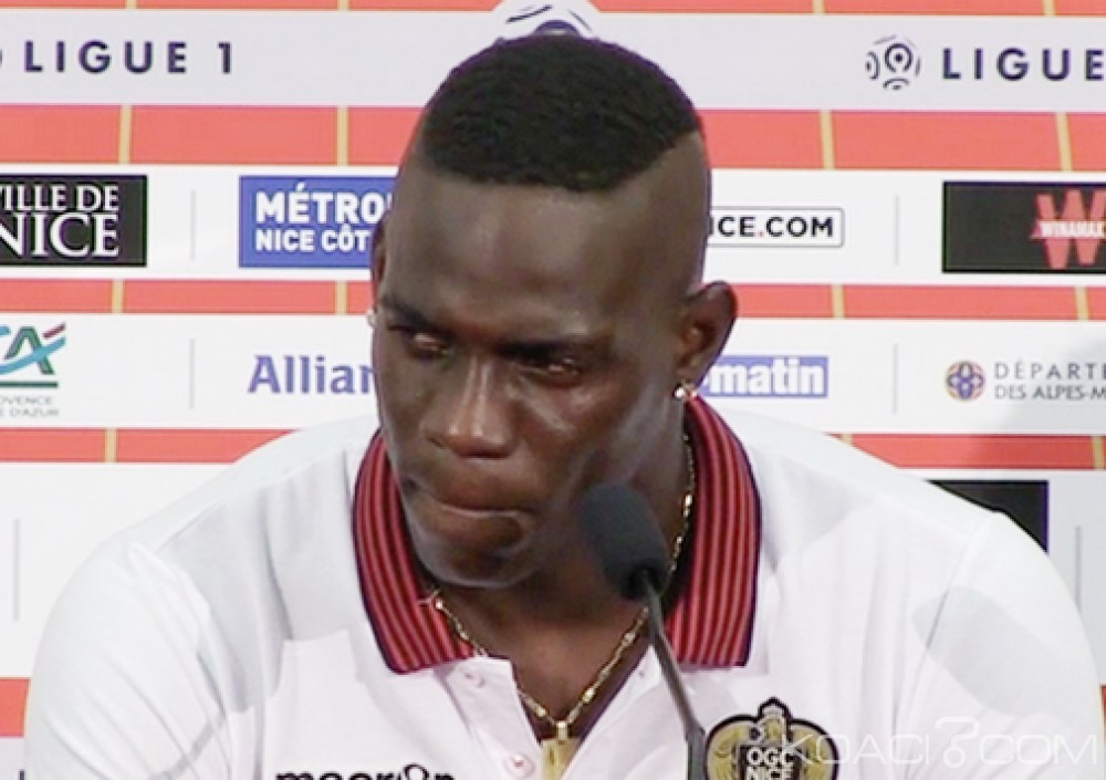 Ghana-France:  Mario Balotelli ne veut plus accorder d'interview