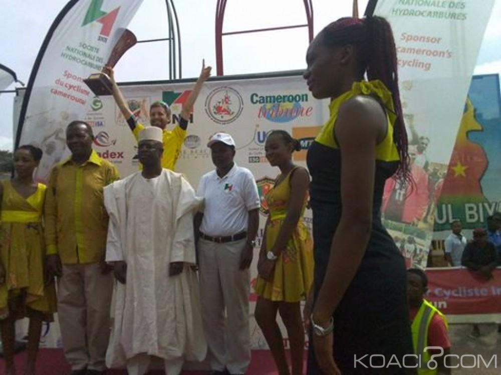 Cameroun: L'allemand  Holler Nikodemus remporte la 14e edition du tour cycliste du Cameroun