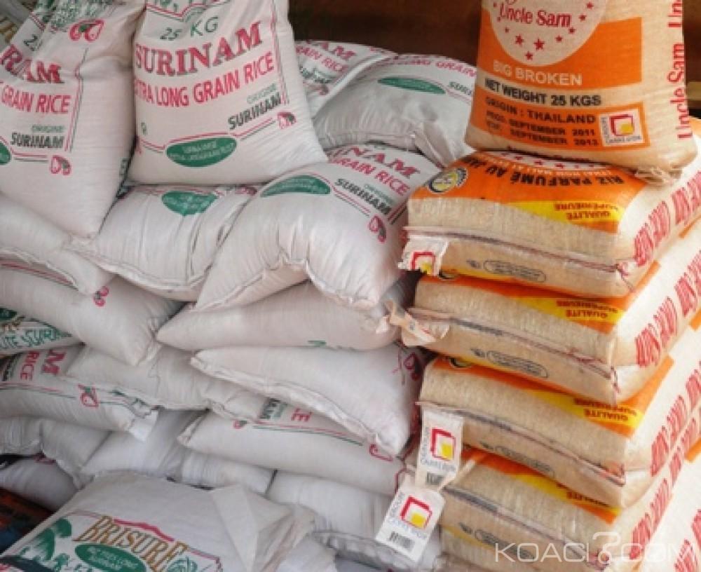 Burkina Faso: Plus d'une tonne et demi de riz avarié saisi Fada N'Gourma