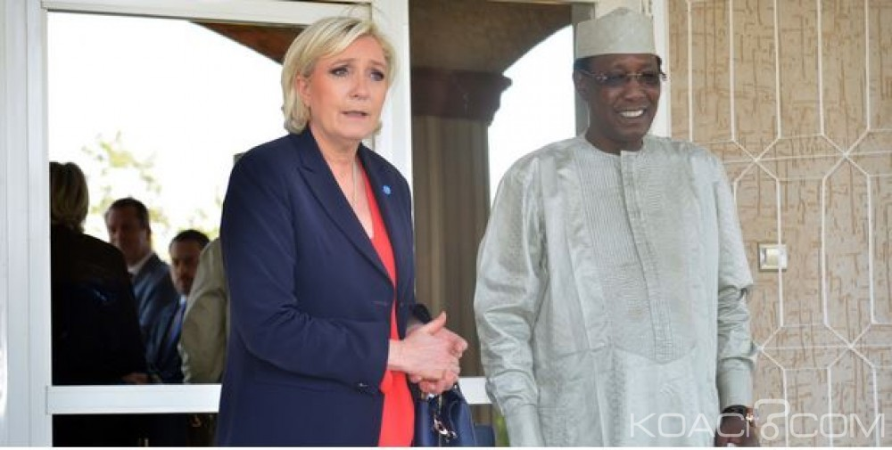 Tchad: En déplacement à Ndjamena, Marine Le Pen s'engage à mettre un terme à la politique de la « Françafrique » si elle accède au pouvoir