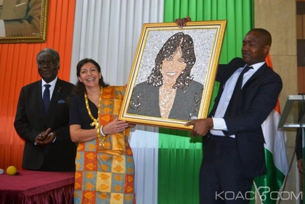 Côte d'Ivoire: Faite citoyenne d'honneur de la ville d'Abidjan, Anne Hildago salue les « liens historiques entre nos deux pays »