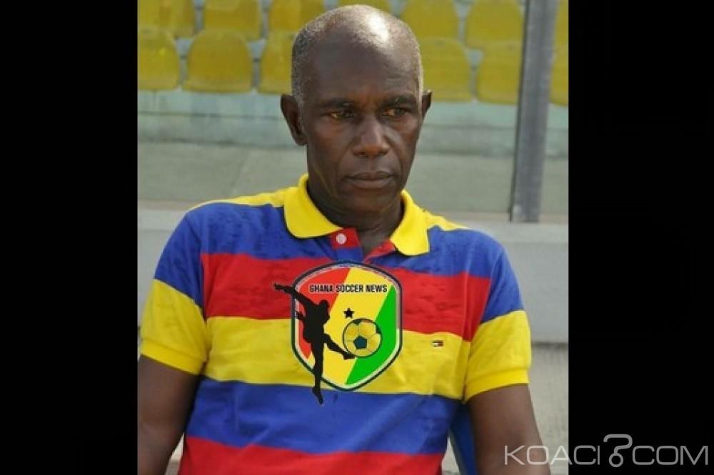 Ghana : L'ex entraineur Herbert Addo n'est plus