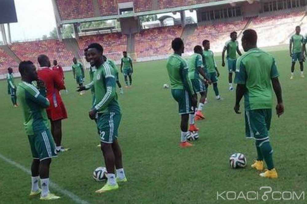 Nigeria-Burkina:  Le match amical Super Eagles-Etalons annulé à  Londres