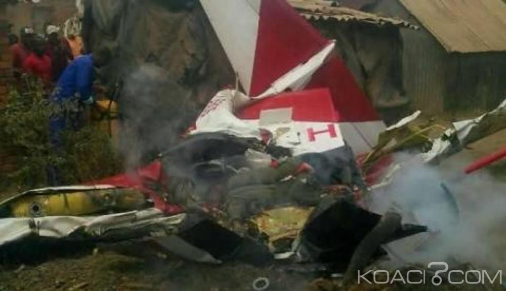Zimbabwe: Un avion s'écrase après avoir heurté une montagne, cinq morts au moins