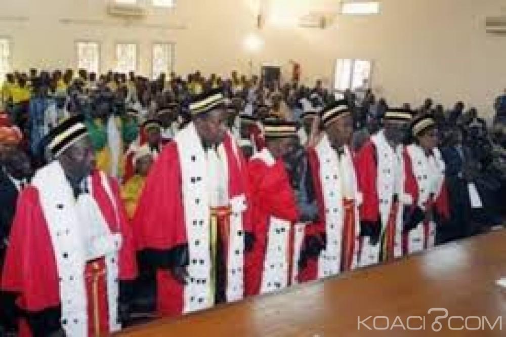 Bénin: Révision constitutionnelle,  les magistrats disent «Non»