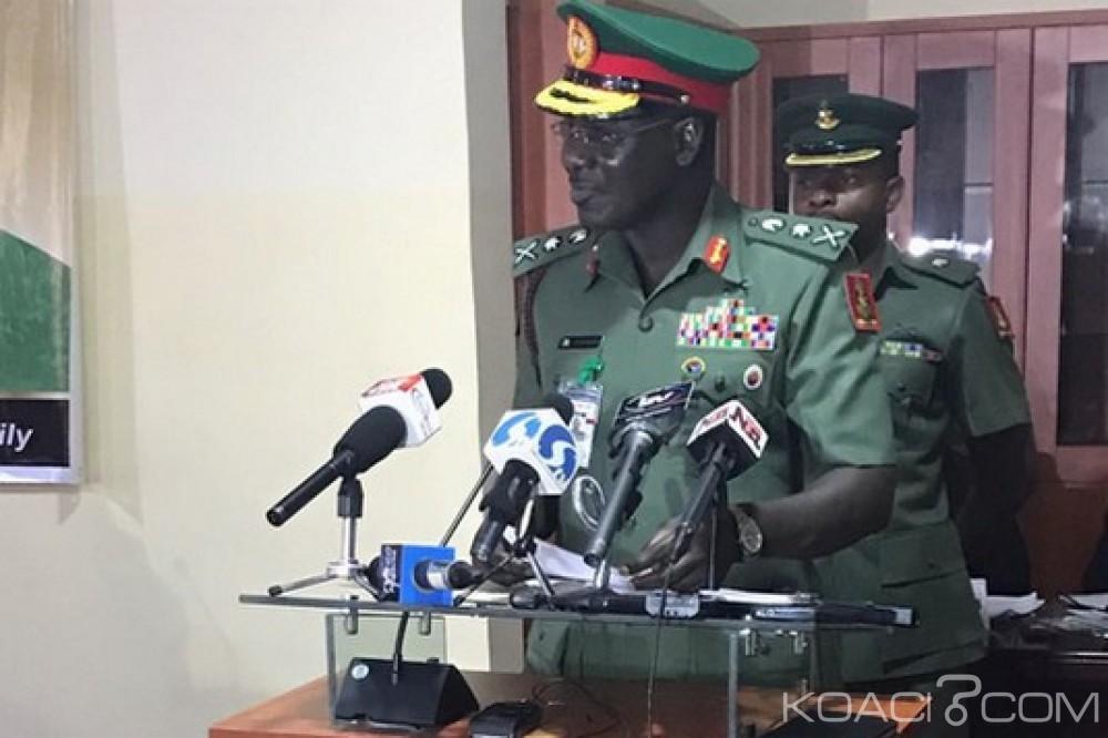 Nigeria: L'Armée critiquée pour l'annonce de la visite de Buhari à Sambisa