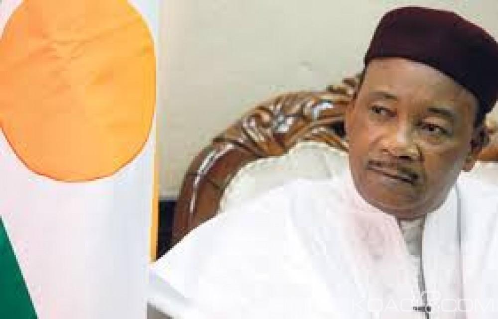 Niger: Mahamadou Issoufou compte bien se retirer du pouvoir en 2021: «Je suis en train d'exercer mon dernier mandat»