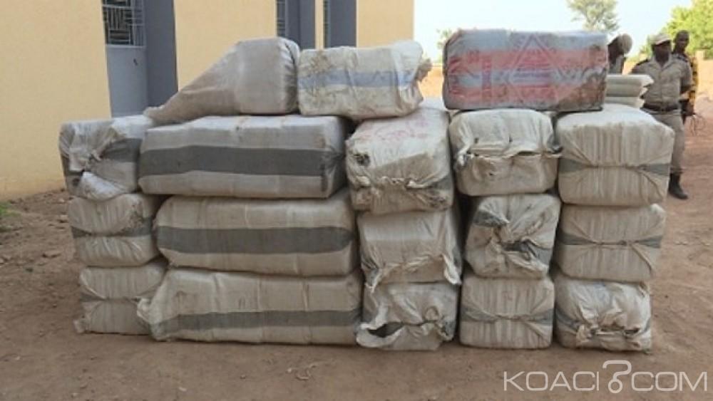 Burkina Faso: Près de 2 tonnes de drogue saisis à Nako