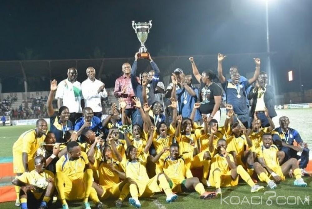 Côte d'Ivoire: Tournoi UFOA L'AS Tanda roi du football sous-régional, suite à sa victoire sur l'US Gorée (2-0)