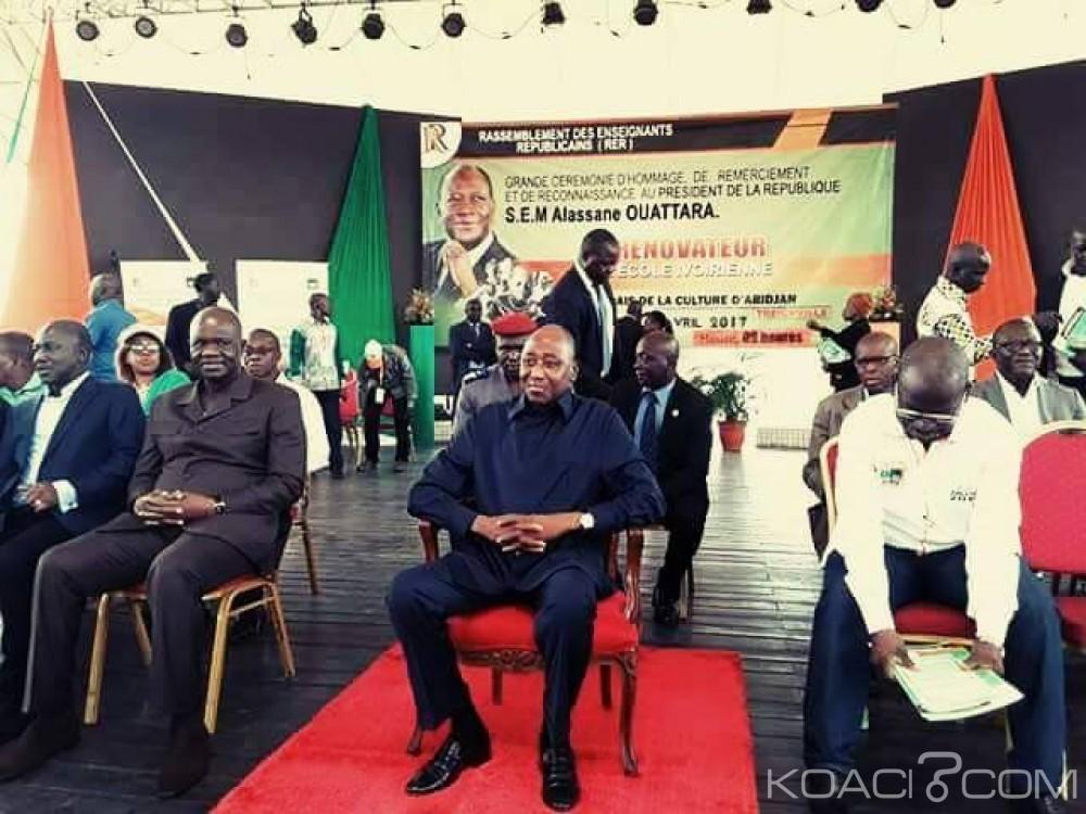 Côte d'Ivoire: Amadou Soumahoro,  à propos de la comparution de Guai Bi Poin à la CPI: «Guiai Bi Poin a pris position»