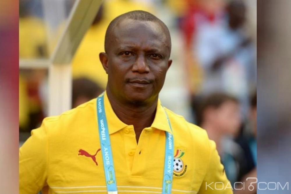 Ghana: Kwesi Appiah désigné nouvel entraîneur des Black Stars