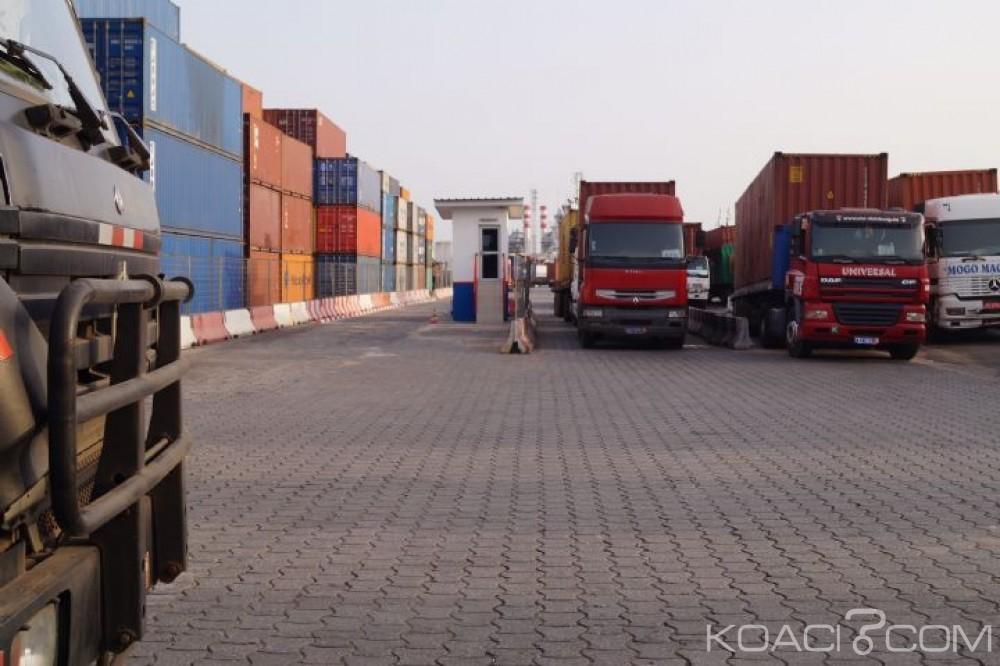 Côte d'Ivoire: Abidjan Terminal équipe le port d'un système de pèse essieu