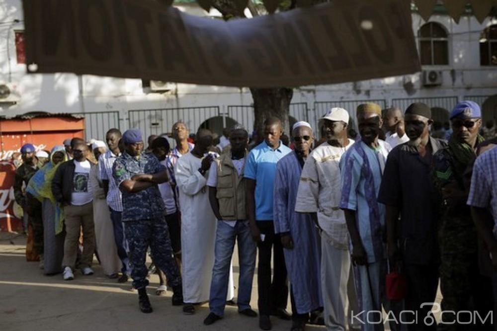 Gambie: Législatives, plus de 800.000 électeurs appelés aux urnes