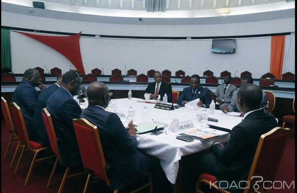 Côte d'Ivoire: Assemblée Nationale, voici les 11 vice-présidents qui vont suppléer Guillaume Soro