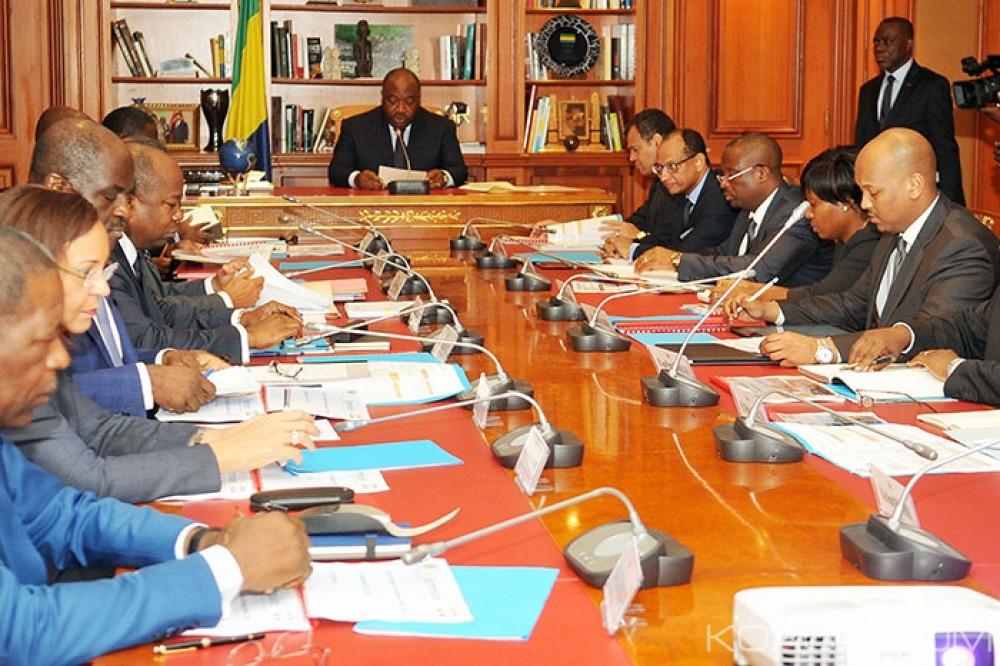 Gabon: Pour cesser avec les mauvaises pratiques du passé dans la gestion des projets, Ali Bongo annonce l'implémentation d'un Plan de relance économique