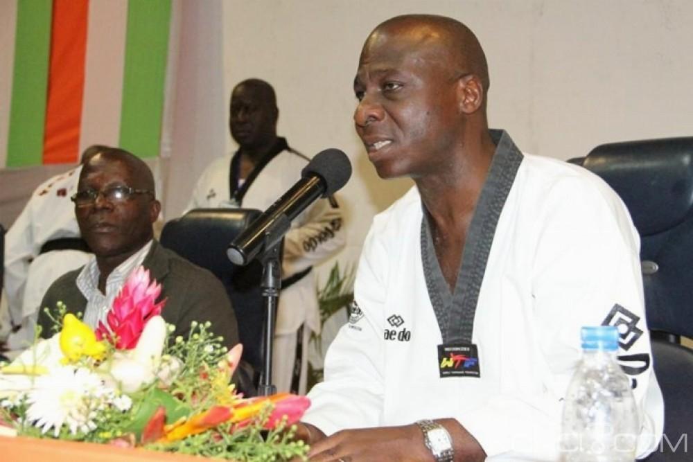 Côte d'Ivoire: CNO-Taekwondo, ça chauffe entre le Général Palenfo et Bamba Cheick Daniel