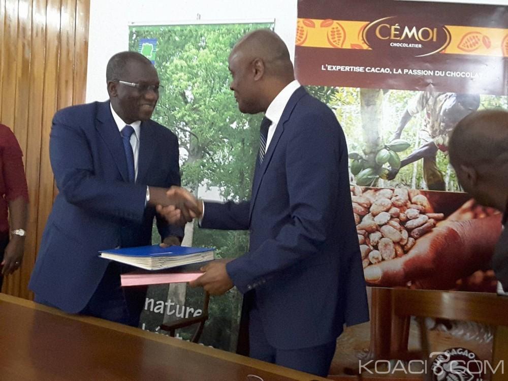 Côte d'Ivoire: La SODEFOR accompagne CEMOI dans la mise en œuvre effective du volet «environnement/agroforesterie»