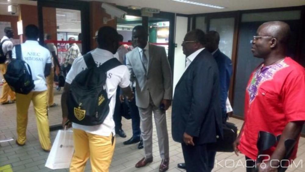 Côte d'Ivoire: L'Asec Mimosas à l'épreuve du CF Mounana demain à Libreville, l'AS Tanda veut «manger» le Platinium Stars dimanche à Abidjan, en secondes 16ème de finales aller de la Coupe C