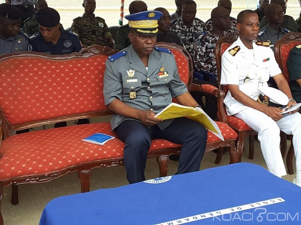 Côte d'Ivoire: Le Général de Brigade Apalo Touré, «Ceux qui ont tiré dans les casernes ne sont pas de bons gendarmes»