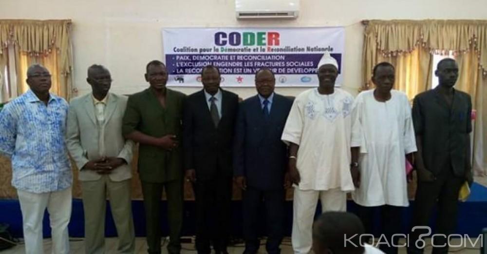 Burkina Faso: Une délégation de la CODER chez Compaoré pour parler réconciliation nationale