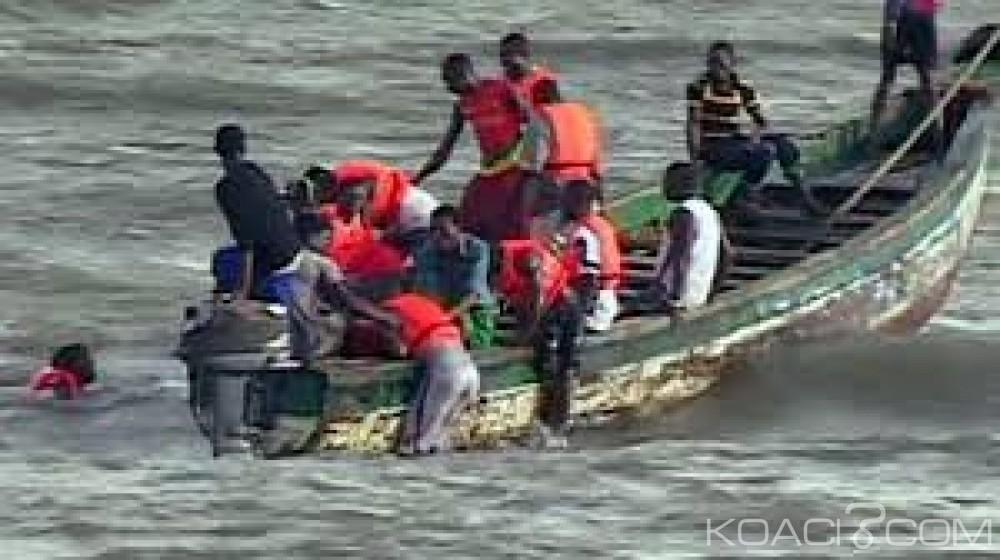 Guinée Bissau:  Le naufrage d'une pirogue surchargée fait 10 morts