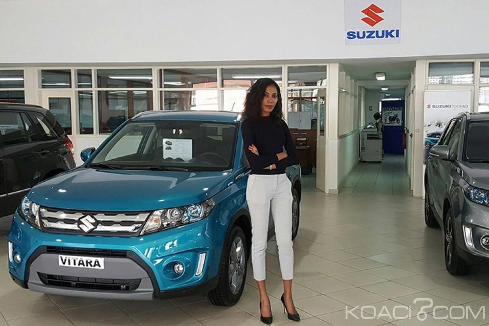 Côte d'Ivoire: CFAO dévoile son show room «Babi Motors» pour Suzuki