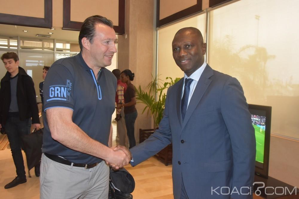 Côte d'Ivoire: Éléphants, Marc Wilmots percevrait un salaire mensuel de 32,7 millions de FCFA