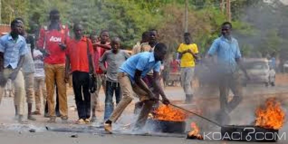 Niger: Un mort et une centaine de blessés, 313 arrestations suite à une manifestation d'étudiants