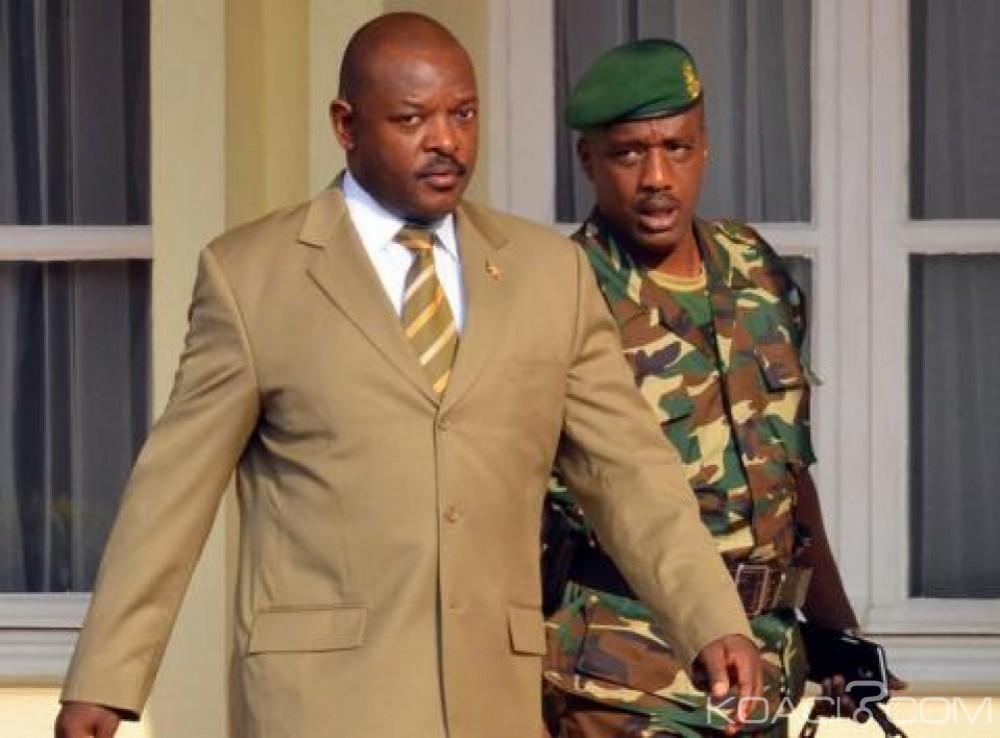 Burundi: Nkruniziza refuse la grà¢ce présidentielle à des ex-putschistes présumés