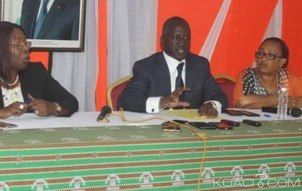 Côte d'Ivoire: Pré-congrès et congrès ordinaire du RDR, Adama Bictogo les inscrit sous le signe «de la reconquête du cœur des militants»