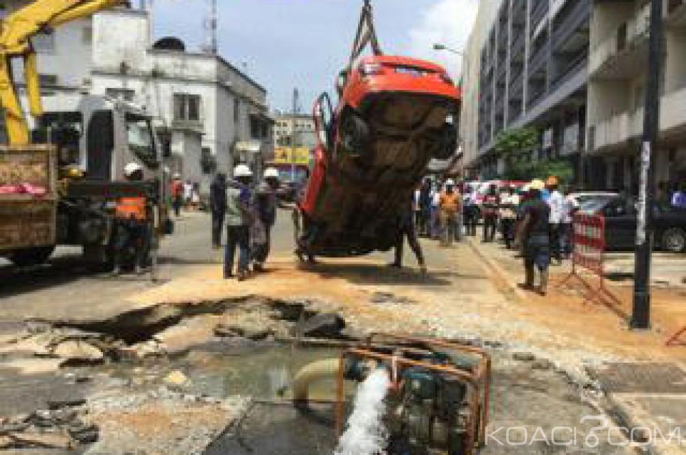 Côte d'Ivoire: Un incident sur le réseau a perturbé la desserte en eau au Plateau