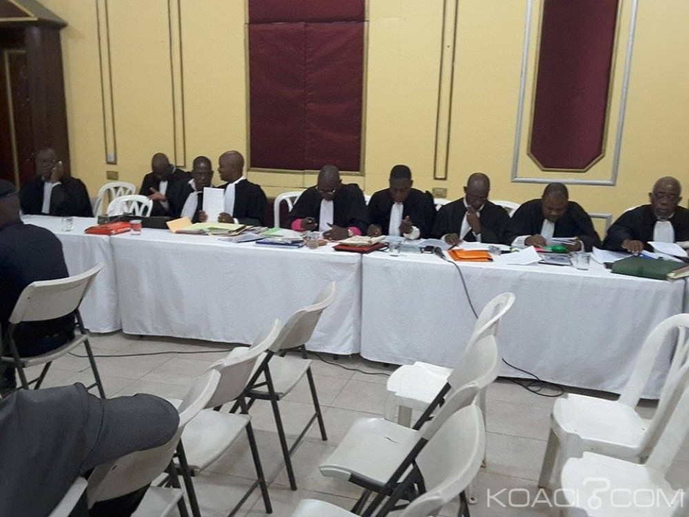 Côte d'Ivoire: Verdict du procès des disparus du Novotel, six accusés condamnés, Dogbo Blé à 18 ans,le Commissaire Logué à 20 ans et 4 acquittements