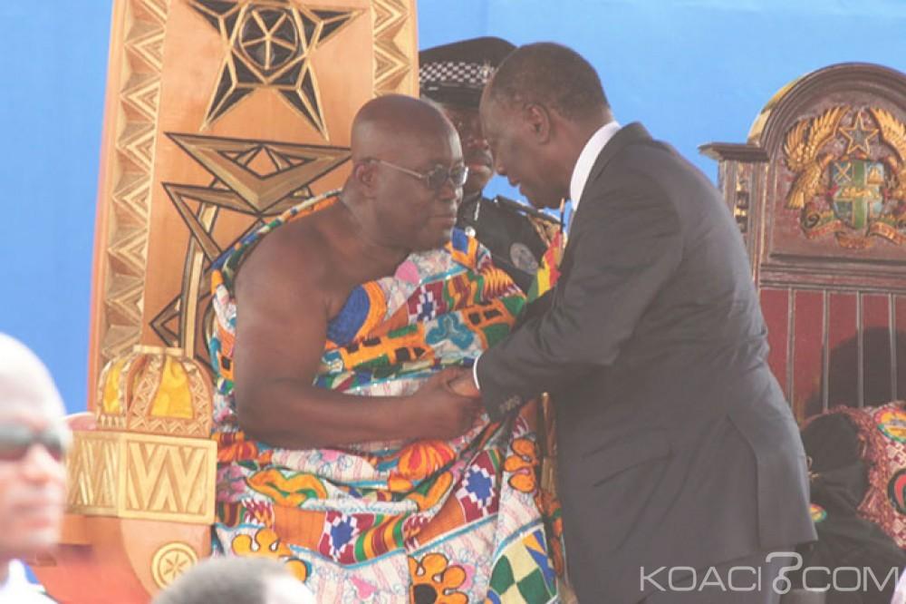 Côte d'Ivoire-Ghana: Nana Akufo-Addo attendu par Alassane Ouattara à Abidjan en Mai