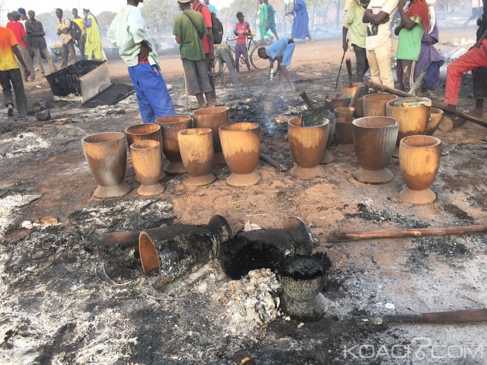 Sénégal: 3 jours de deuil national après l'incendie meurtrier qui a fait 25 morts dans le sud du pays