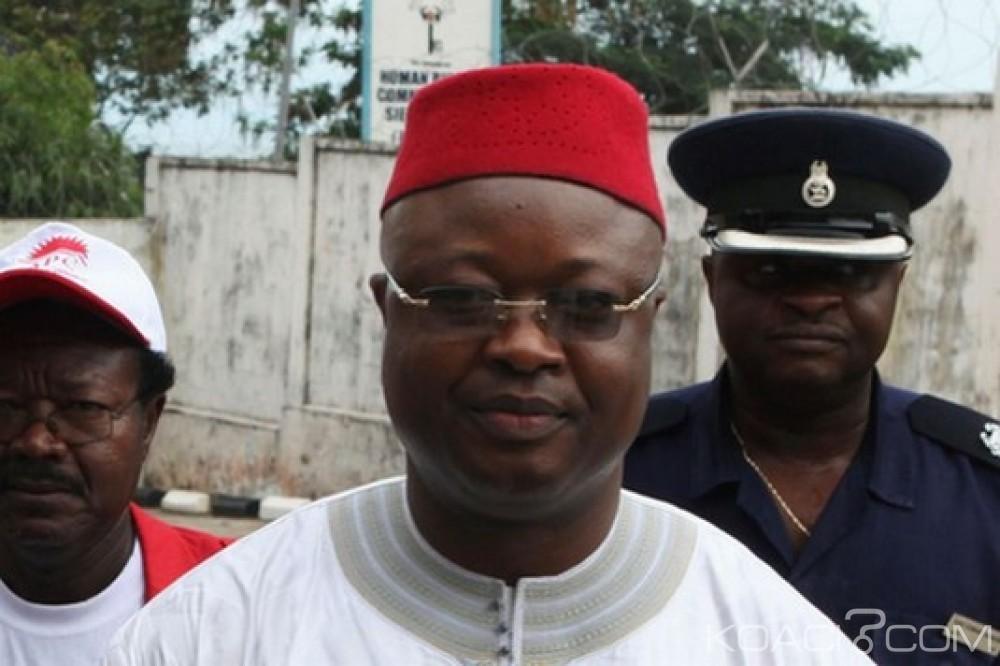 Sierra Leone: L'ex vice-président Sam-Sumana a quitté son exil ghanéen pour la présidentielle 2018