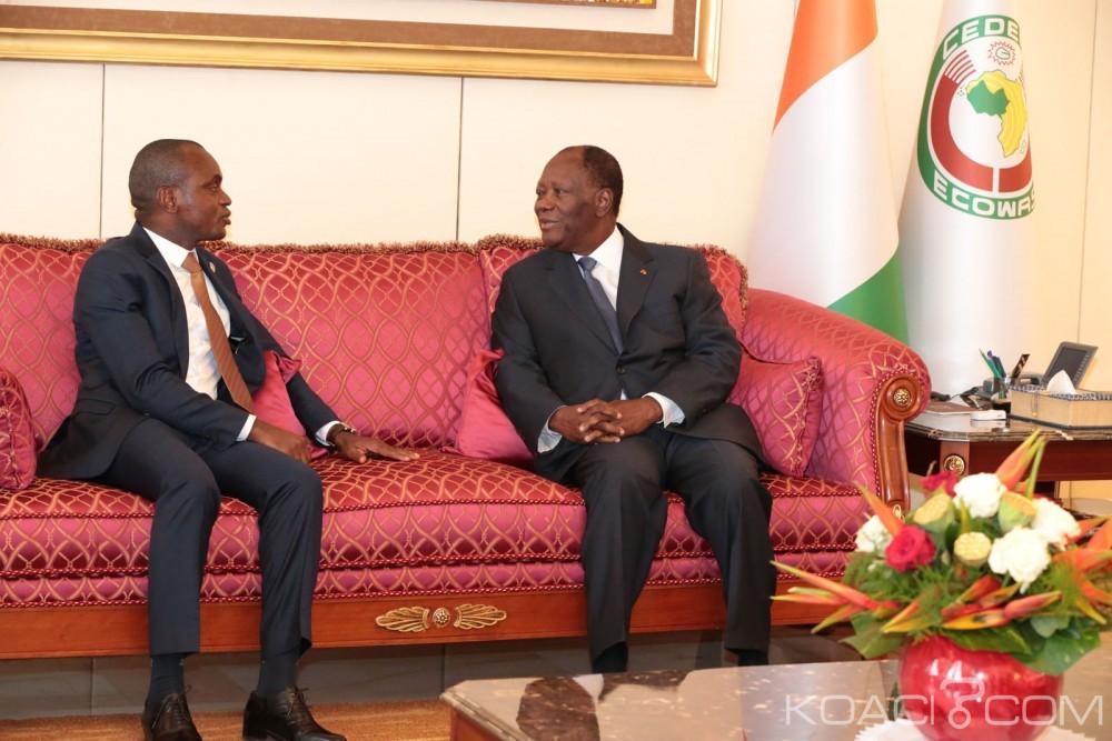 Côte d'Ivoire: Face à Ouattara, la Cour des Droits de l'Homme et des Peuples africains réitère sa confiance au pays