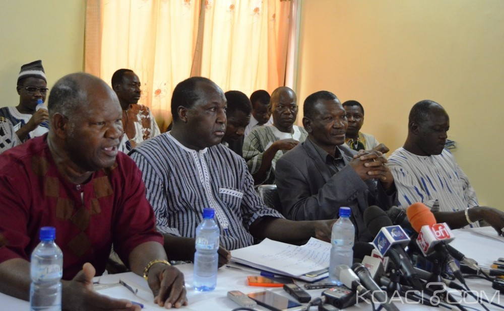 Burkina Faso: L'opposition annonce un meeting le 29 avril prochain