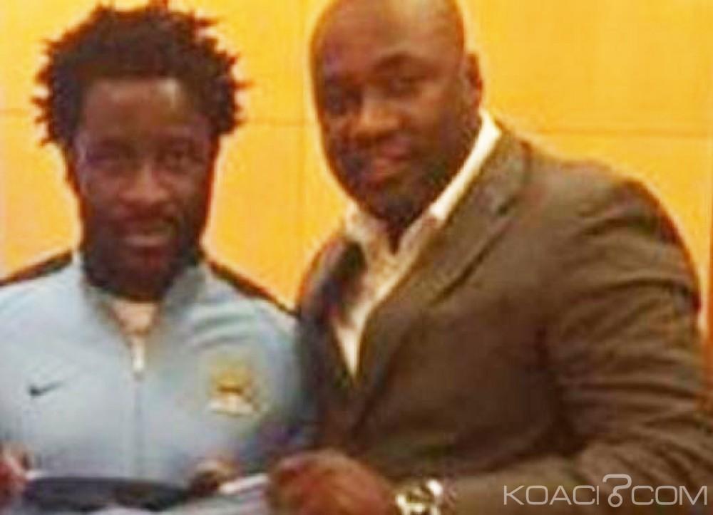 Côte d'Ivoire: Wilfried Bony, son ex agent l'allume,  «Quand toi Bony tu te regardes, tu penses être un joueur de Manchester City ?»