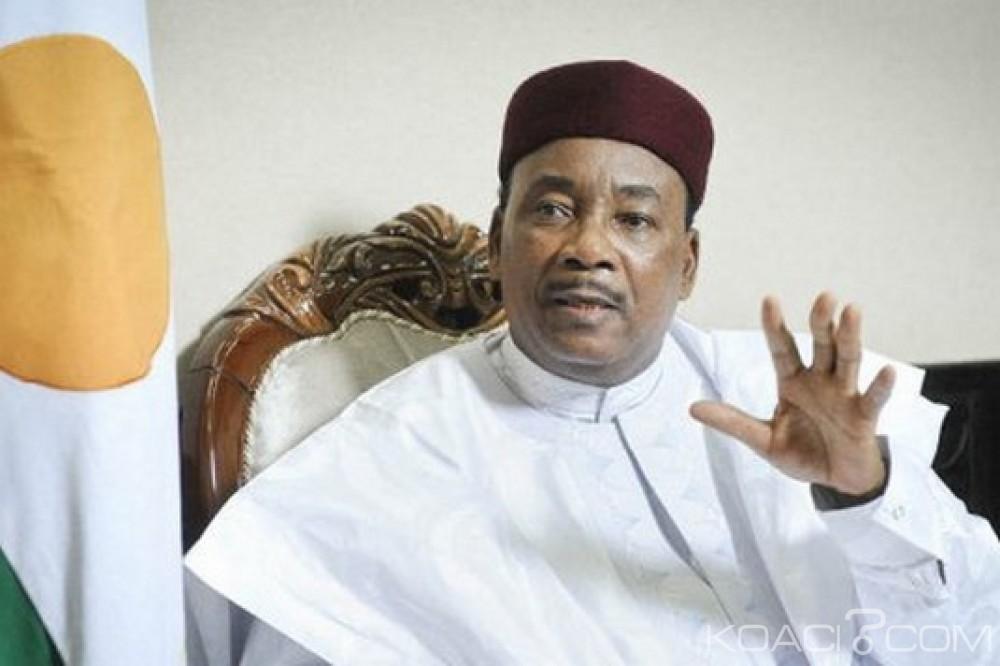 Niger: Plus d'un milliard de F Cfa de biens pour Mahamadou Issoufou