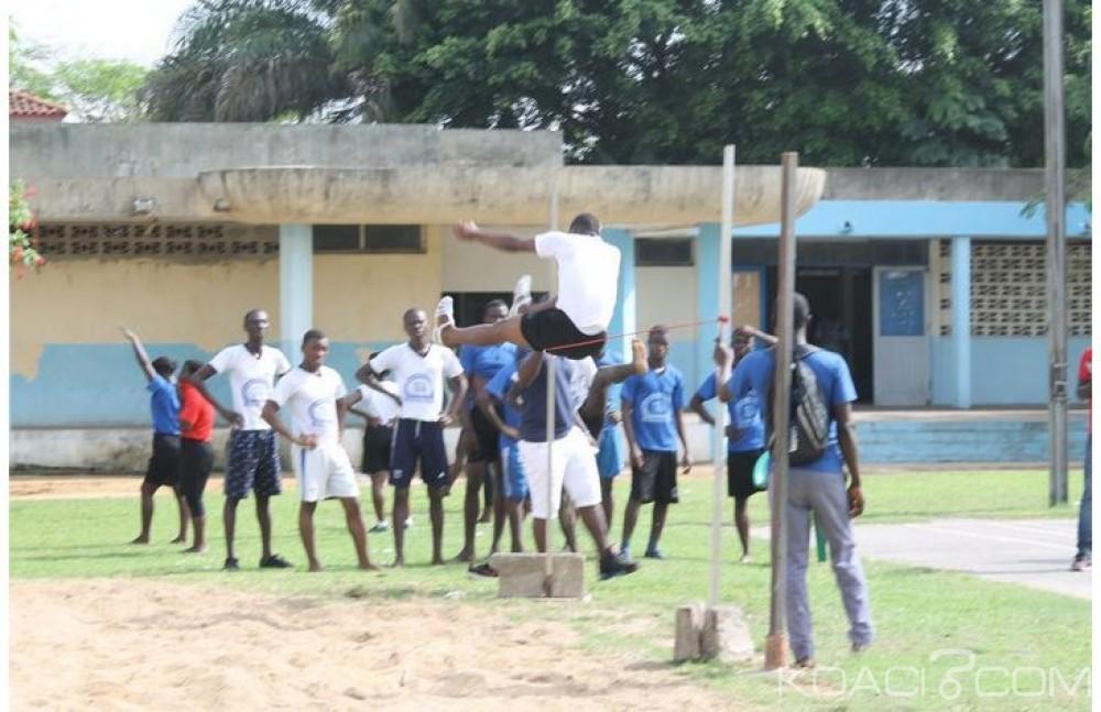 Côte d'Ivoire: Enseignement Technique et Professionnel, démarrage des examens scolaires avec les épreuves sportives