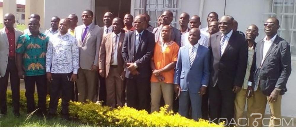 Côte d'Ivoire: 26 enseignants-chercheurs et chercheurs de l'Université de Bouaké formés par  le PASRES sur la rédaction de projet de recherche et de financement